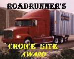 Roadrunner's Choice Site Award